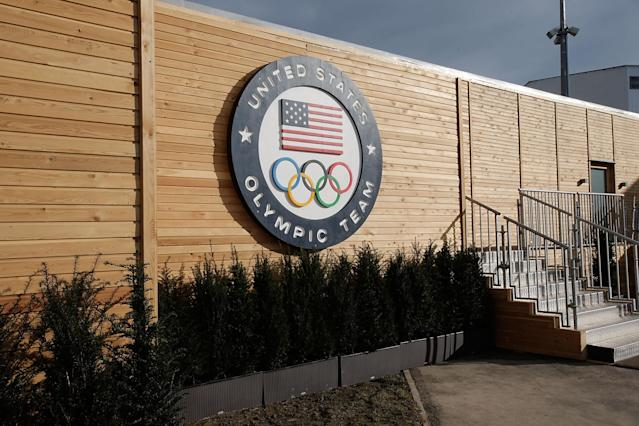 SOCHI, RUSSIA - FEBRUARY 06: A general view of the USA House ahead of the Sochi 2014 Winter Olympics at the Olympic Park on February 6, 2014 in Sochi, Russia. (Photo by Joe Scarnici/Getty Images for USOC)