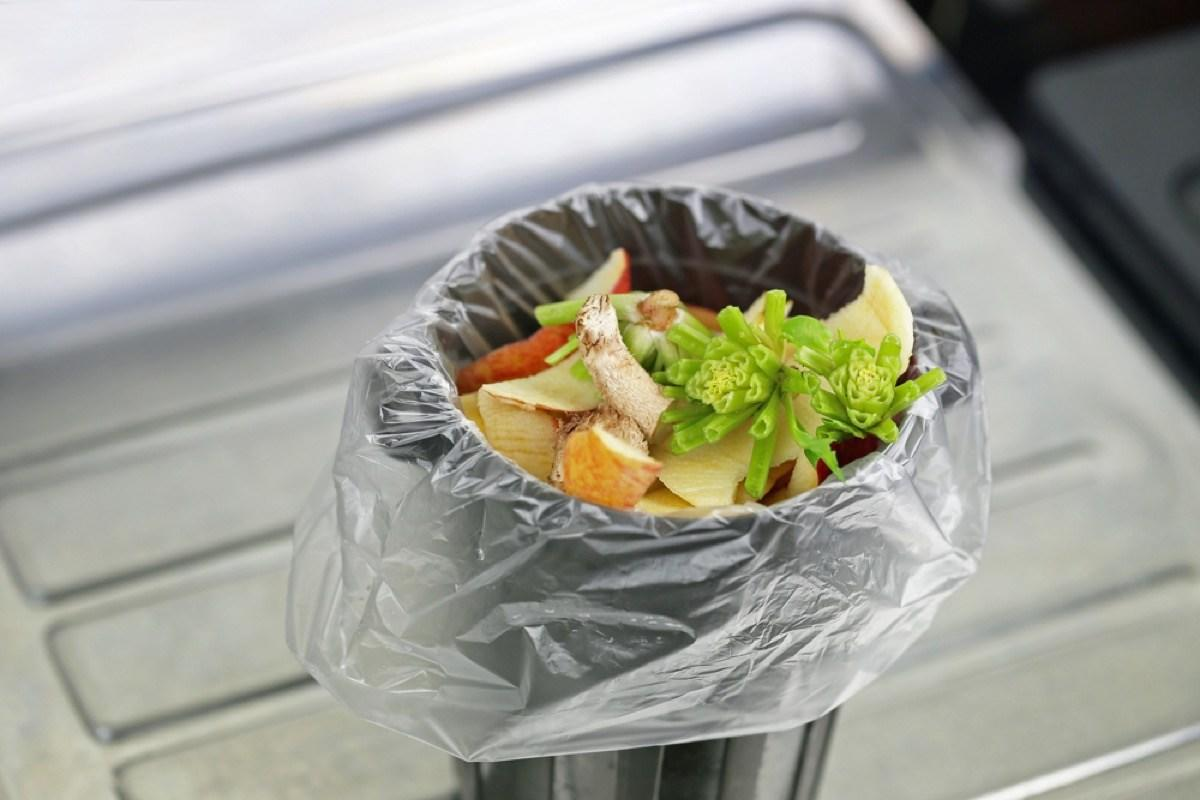 """Bleach might just be your best weapon against that pungent smell in your trash can. """"Use bleach to clean your garbage can,"""" suggests Ruth. """"You need to cleanit once in a while or the smell could build up over time."""""""