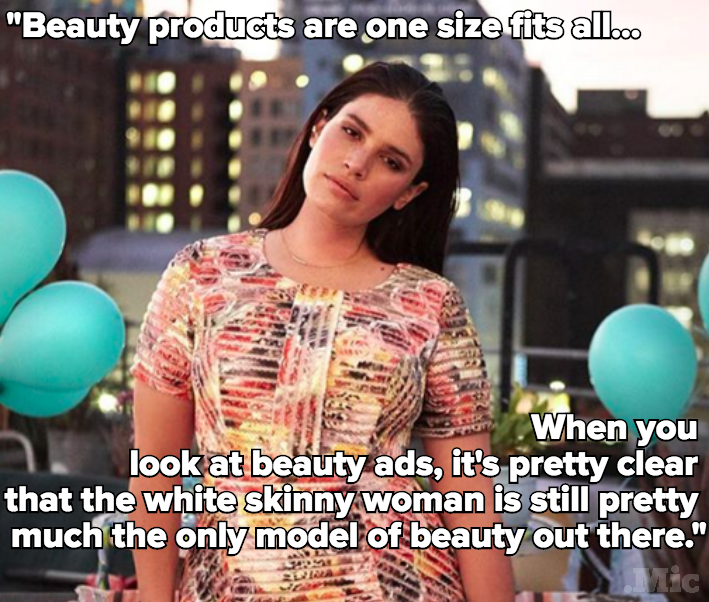 Where Are the Plus-Size Women in Beauty Ads?