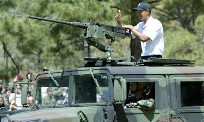 Tiger Seal: 'Woods Planned To Join Navy Elite'