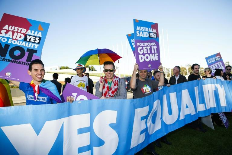 Gay marriages are now recognised in more than 25 countries