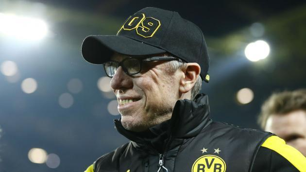 <p>Stoger's small changes getting Dortmund back on track</p>