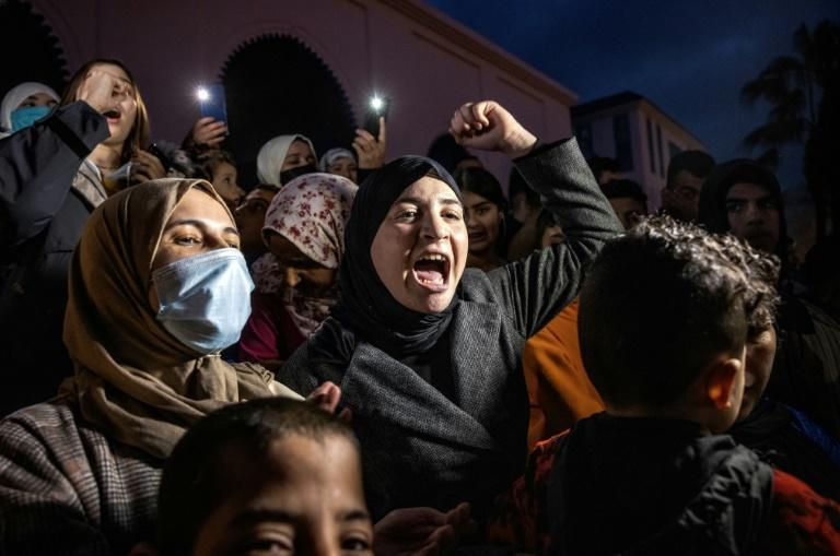Morocco's young have been hit hardest by the economic effects of the pandemic
