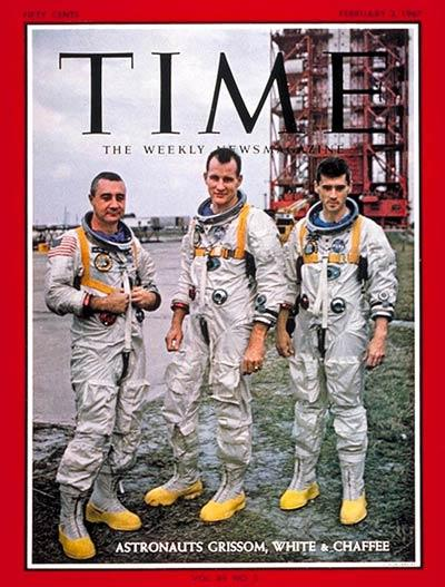 The Apollo 1 Tragedy and the Challenge of the Impossible'