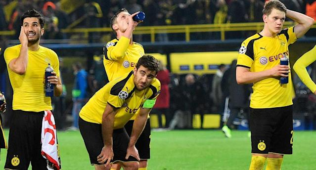 It was an emotionally draining 24 hours for Dortmund. (AP Photo)