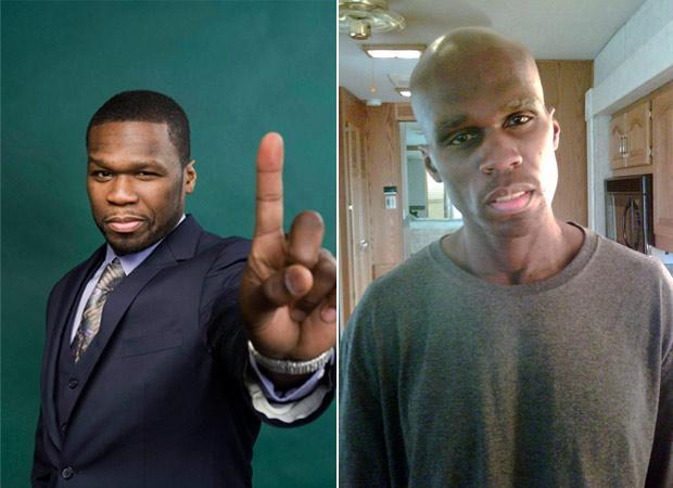 Rapper 50 Cent reduced his weight from 214 lbs to 160 lbs to enact the role of a cancer patient in 'Things Fall Apart'.
