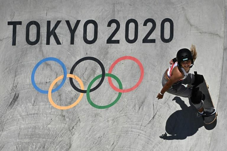 Skateboarding was one of several sports added to the Olympics as organisers try to draw younger viewers