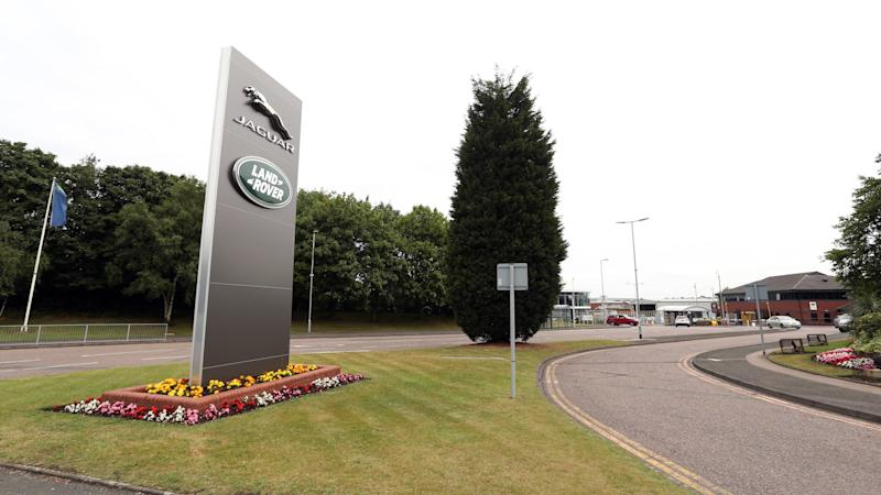 $3.75 million in engines were stolen from a jaguar land rover