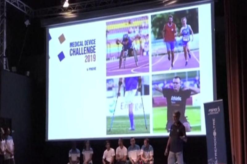 Sport e solidarietà al Medical device challenge