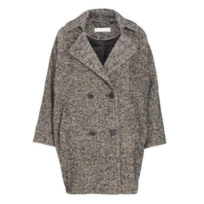 Whistles Jamie Boucle Coat: What to Wear: Weekend: High Street Winter Coats: Fashion