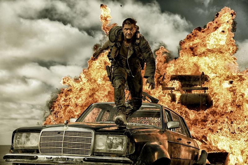 Fury Road' goes black and white and 4K in upcoming 'Mad Max High Octane' box set
