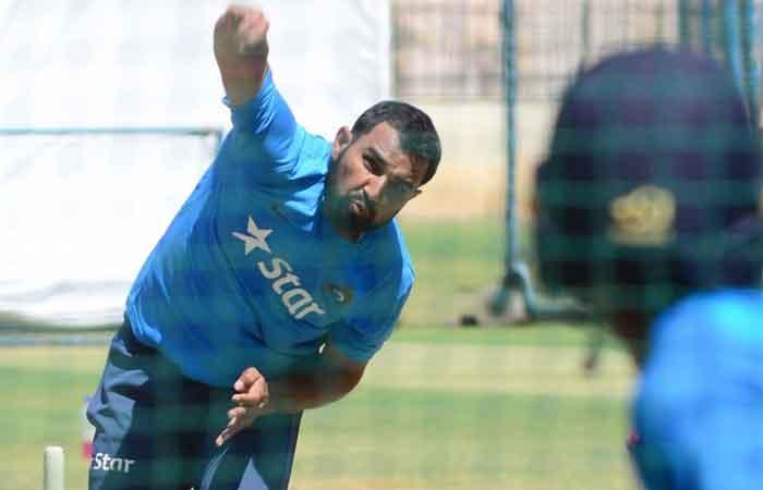 IPL will help me get back into rhythm: Mohammed Shami