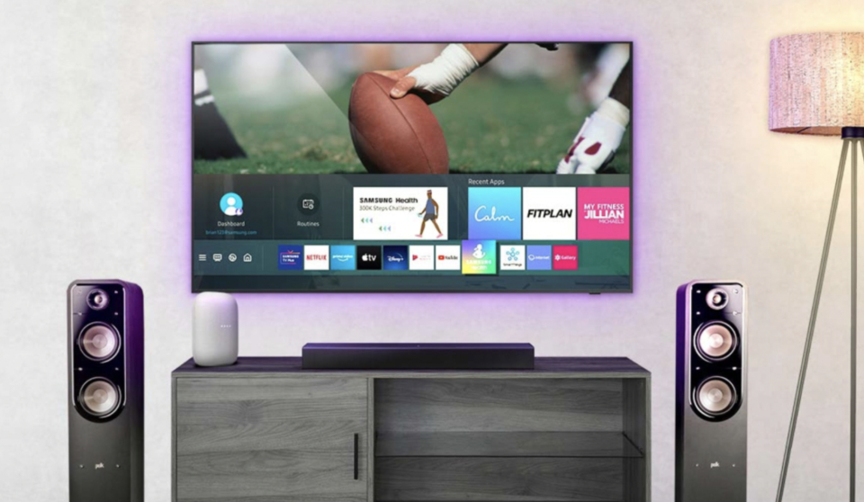 Best Buy is slashing prices on smart TVs, audio equipment and TV accessories during their Ultimate Home Theatre Sale.
