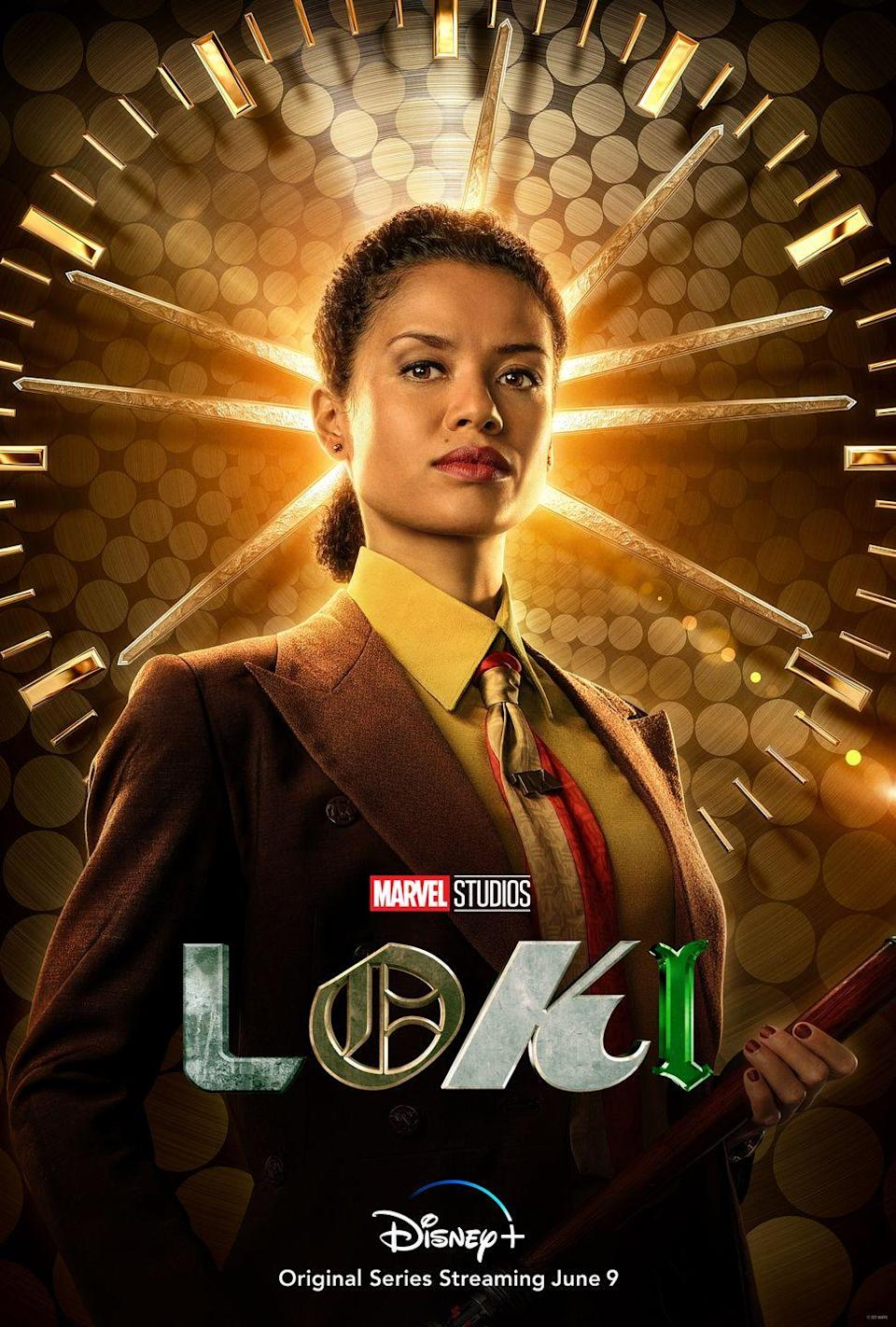 """<p><strong>Portrays:</strong> Ravonna Lexus Renslayer, a judge at the TVA </p><p><strong>Age:</strong> 38</p><p><strong>Instagram:</strong> <a href=""""https://www.instagram.com/gugumbatharaw"""" rel=""""nofollow noopener"""" target=""""_blank"""" data-ylk=""""slk:@gugumbatharaw"""" class=""""link rapid-noclick-resp"""">@gugumbatharaw</a></p><p><strong>Fun fact: </strong>She's starred alongside great actors like Oprah Winfrey <em>(A Wrinkle in Time</em>) and Tom Hanks (<em>Larry Crowne</em>), and she's a global ambassador for the United Nations High Commissioner for Refugees (UNHCR). </p>"""
