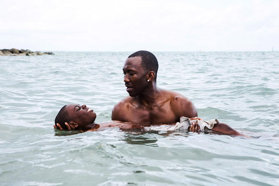 """<p>You may remember Barry Jenkins's <em>Moonlight</em> because of the Oscar snafu that momentarily had <em>La La Land</em> winning Best Picture, but if you haven't sat down to watch this emotionally resonant coming-of-age story, you must. We dare you not to be forever moved as you watch the main character through three pivotal stages of his life: childhood, adolescence, and young adulthood. He grapples with the emotional and physical abuse he's suffered, his sexuality, and his identity as a whole. It's seriously powerful, and the film is well-deserving of all of its critical acclaim. </p> <p><a href=""""https://www.netflix.com/title/80121348"""" rel=""""nofollow noopener"""" target=""""_blank"""" data-ylk=""""slk:Watch now on Netflix"""" class=""""link rapid-noclick-resp""""><em>Watch now on Netflix</em></a><em>.</em> </p>"""