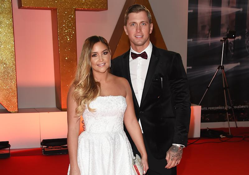 The pair have been plagued with cheating allegations throughout their relationship. (Getty Images)