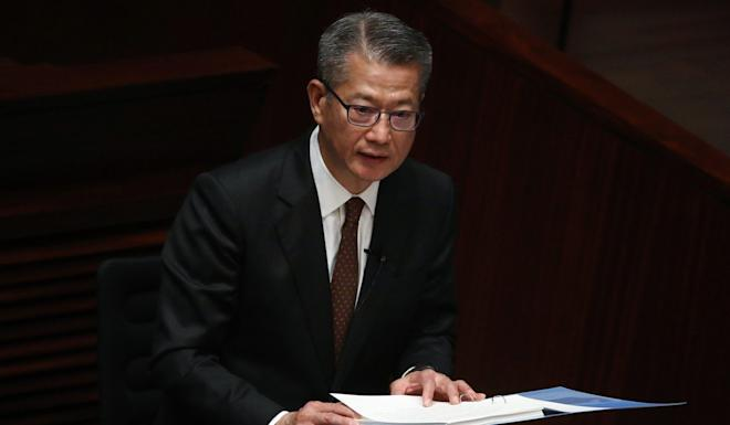 Financial Secretary Paul Chan said he did not believe the cash handout would be blighted by the problems that affected a similar move in 2018. Photo: Winson Wong