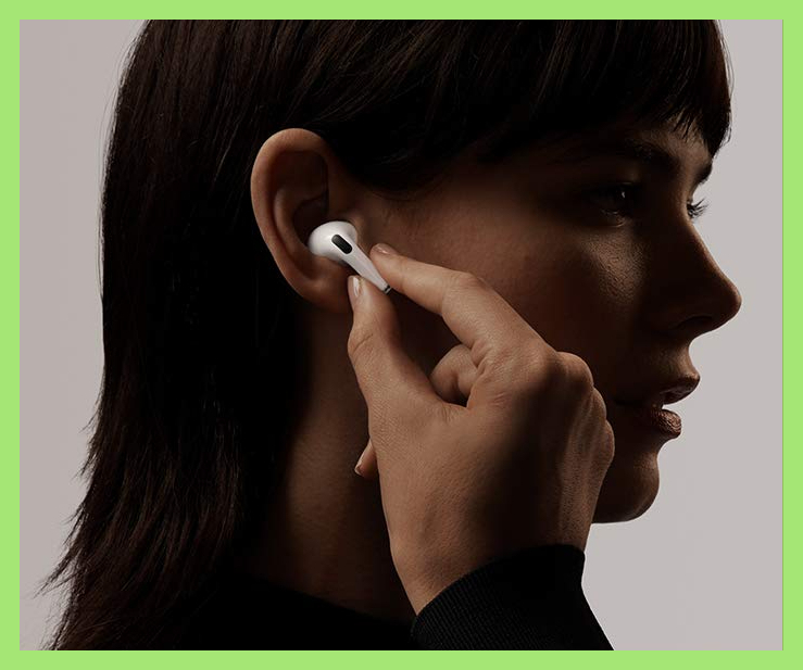 The latest Apple AirPods Pro are on sale for just $197 That's less than a hundred bucks per ear! (Photo: Amazon)