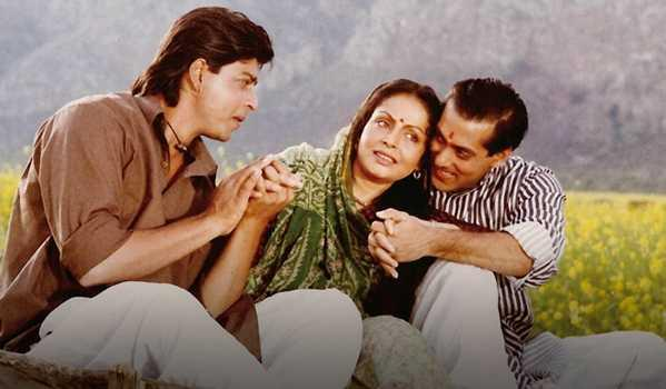 <p>Salman Khan. Shah Rukh Khan. Murder. Reincarnation. Revenge. What could possibly go wrong with this formula? Karan Arjun, the story about two murdered brothers reincarnating as foes-turned-friends. The only thing that stopped it from becoming the biggest crowd puller of 1995 was the other Shah Rukh-Kajol starrer released the same year: DDLJ.</p>
