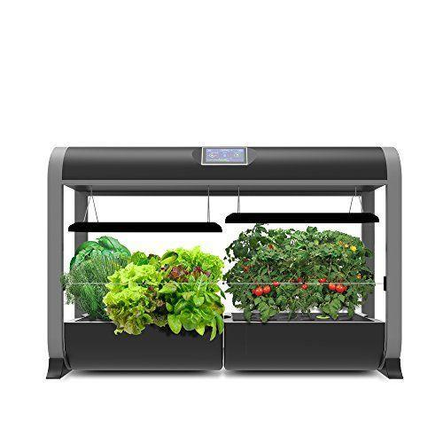 "<p><strong>AeroGarden</strong></p><p>amazon.com</p><p><strong>$555.13</strong></p><p><a href=""https://www.amazon.com/dp/B08GVL6C3T?tag=syn-yahoo-20&ascsubtag=%5Bartid%7C10063.g.36157456%5Bsrc%7Cyahoo-us"" rel=""nofollow noopener"" target=""_blank"" data-ylk=""slk:Shop Now"" class=""link rapid-noclick-resp"">Shop Now</a></p><p>If you don't have access to an outdoor gardening space, you can grow veggies and herbs indoors with this easy-to-use hydroponic system. With pods that pop in and timers for the lights, most of the work is done for you. </p>"