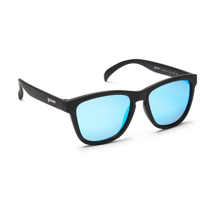 """No one likes squinting in the sun. $25, REI. <a href=""""https://www.rei.com/product/166951/goodr-og-sunglasses"""" rel=""""nofollow noopener"""" target=""""_blank"""" data-ylk=""""slk:Get it now!"""" class=""""link rapid-noclick-resp"""">Get it now!</a>"""