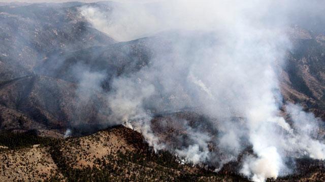 Colorado Wildfire Deaths Blamed on 911 Malfunction