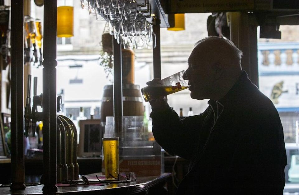 The trade association is calling for a permanent cut in VAT in pubs which extends to the beer sold in them (PA) (PA Wire)