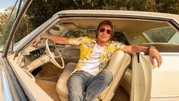 PHOTO: Brad Pitt in 'Once Upon A Time In Hollywood'. (Sony Pictures)