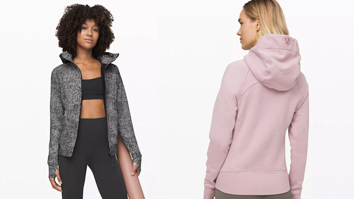 Who can turn down a comfy fleece jacket?