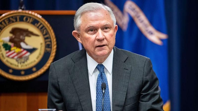 Nearly two-thirds oppose firing Sessions, back Mueller