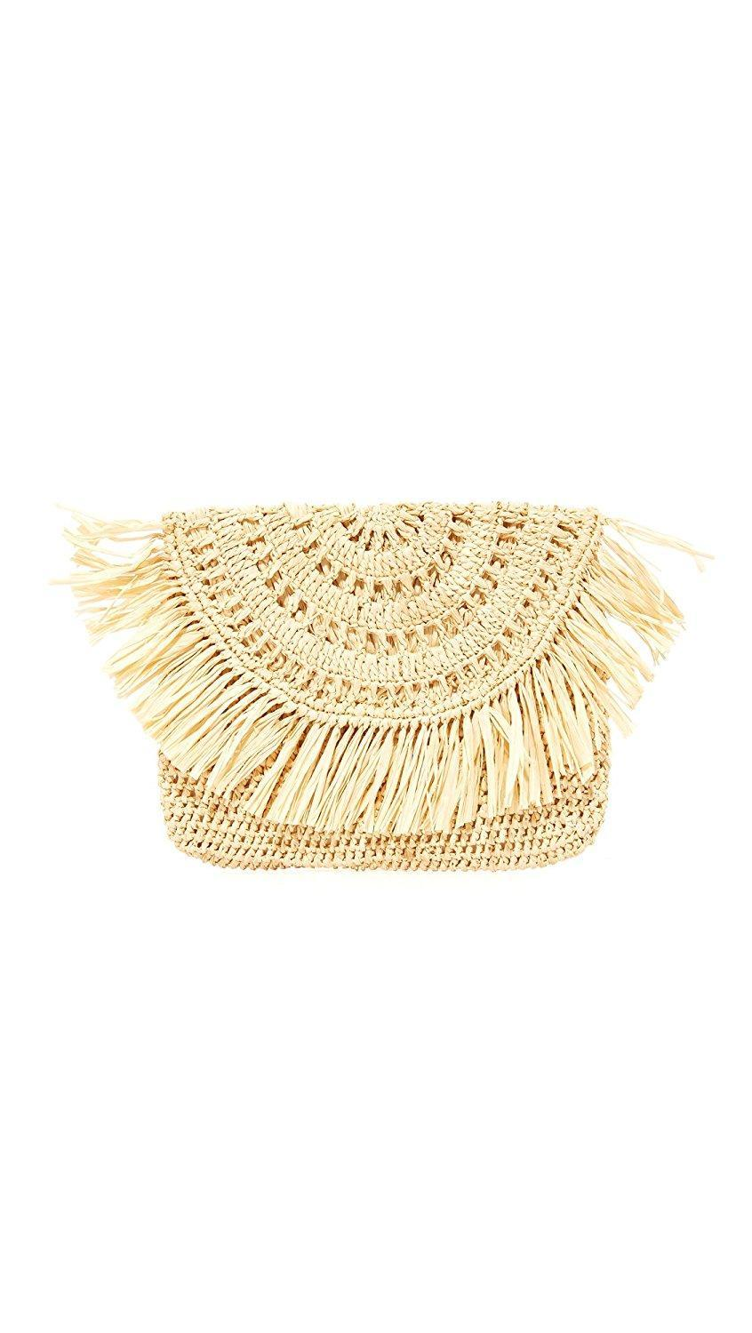 <p>Is it really summer if you don't have a straw bag? Nope. This discounted one is perfect to add to your wardrobe.</p>