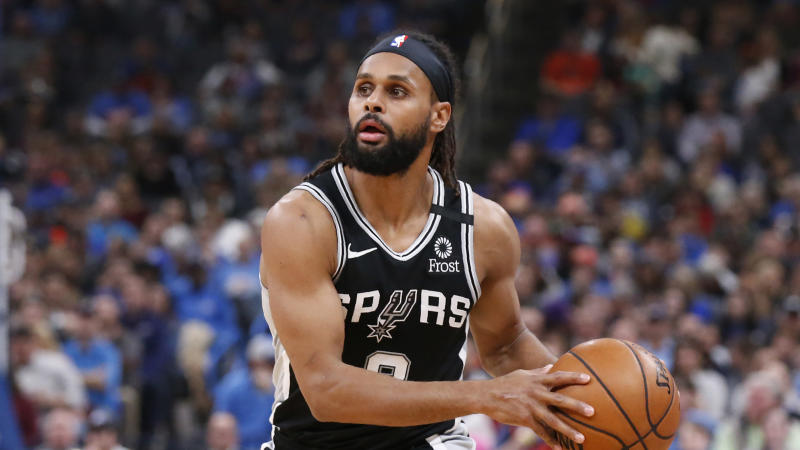 Spurs' Patty Mills donating $1 million to fight racism