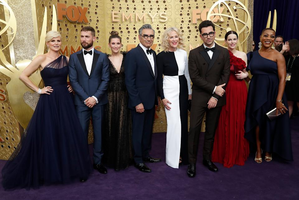 71st Primetime Emmy Awards - Arrivals – Los Angeles, California, U.S., September 22, 2019 - The cast of