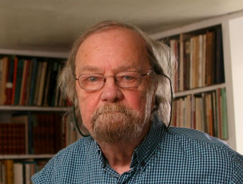 Donald Hall, a former poet laureate of the United States, died on June 23, 2018. He was 89.