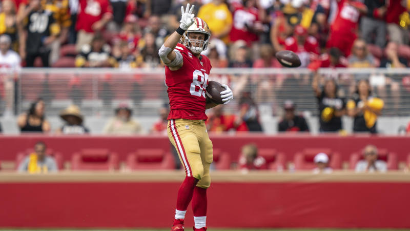 49ers Mailbag: Will George Kittle be ready for crucial next three games?