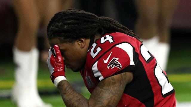 """It's weird,"" Devonta Freeman told SN about his recollection of Atlanta's Super Bowl collapse. He remembers everything."