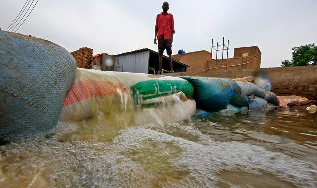 Africa's record rainfall stretches resources already struggling with COVID-19 and conflict