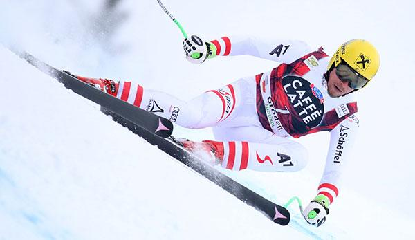 Ski-Alpin: Sorge um Speed-Ass: ÖSV-Star Max Franz im Spital