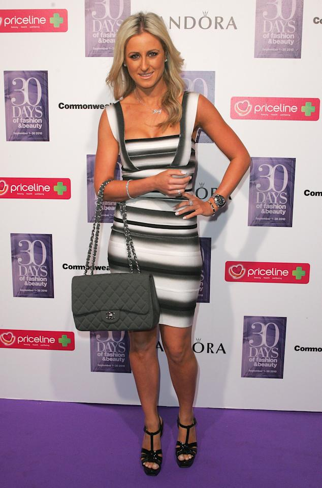 <p>The PR queen working the red carpet in 2010.<br />Source: Getty </p>