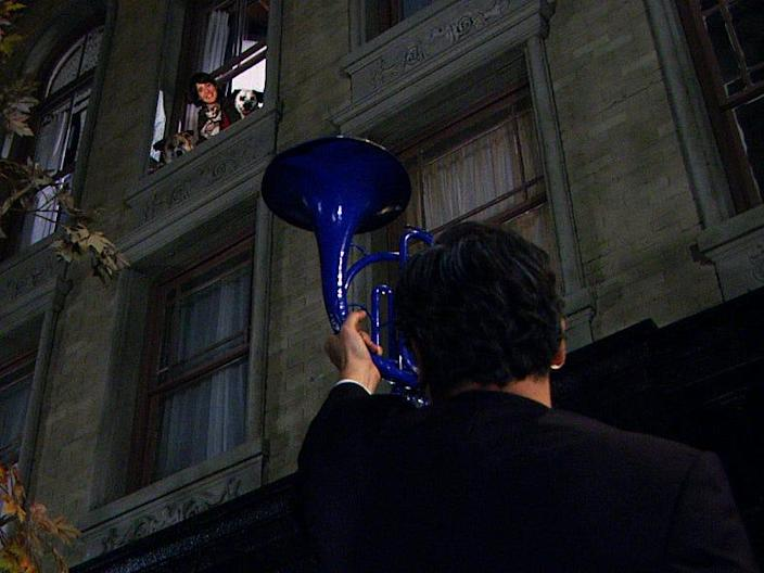 himym ted blue french horn how i met your mother
