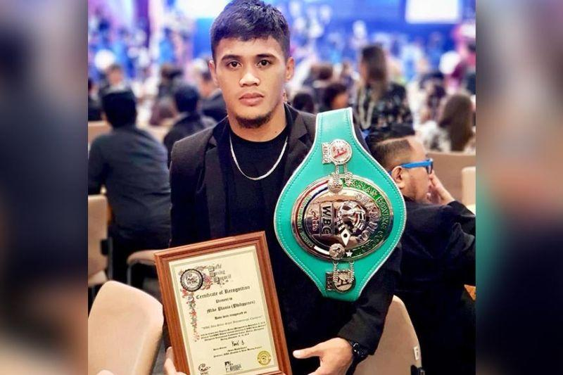 PH's 'Magic' Mike Plania looks to defeat Greer Jr.