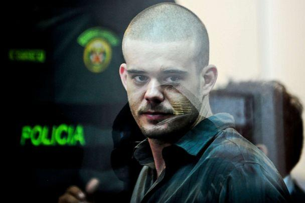 PHOTO: A Jan. 6, 2012 file photo of Dutch national Joran Van der Sloot during his preliminary hearing in court in the Lurigancho prison in Lima, Peru. (AFP via Getty Images, FILE)