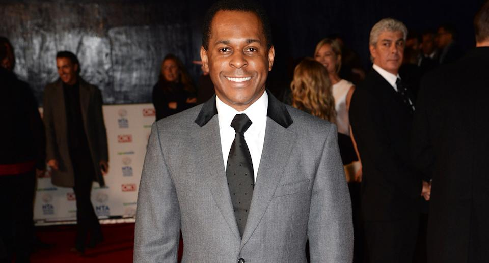 Andi Peters attends the National Television Awards 2014 on January 22, 2014 in London, England. (Photo by Dave J Hogan/Getty Images)