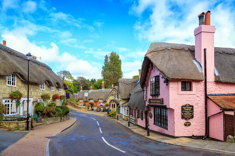 Shanklin, a beautiful old village on the Isle of Wight [Photo: Getty]