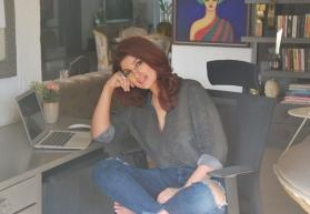 Twinkle Khanna talks about educating women with a throwback school picture