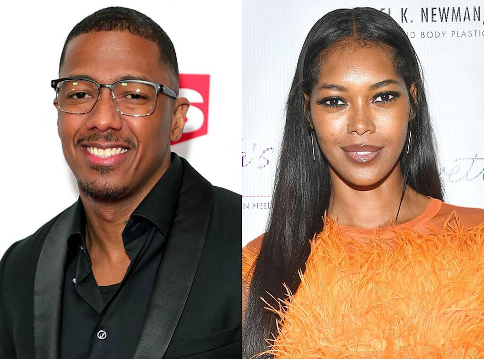 Nick Cannon (Nick Cannon), Jessica White (Jessica White)