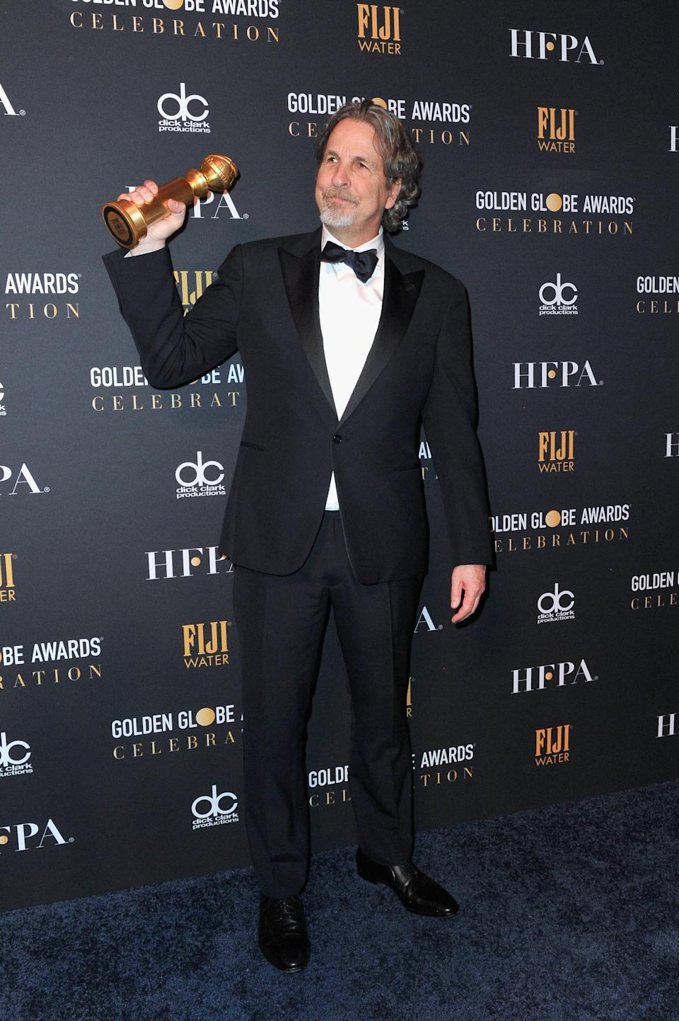 Peter Farrelly (Credit: Rachel Luna/Getty Images)