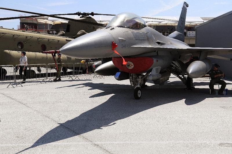 Slovakia will buy 14 Lockheed Martin F-16 fighter jets in what will be the country's biggest military purchase