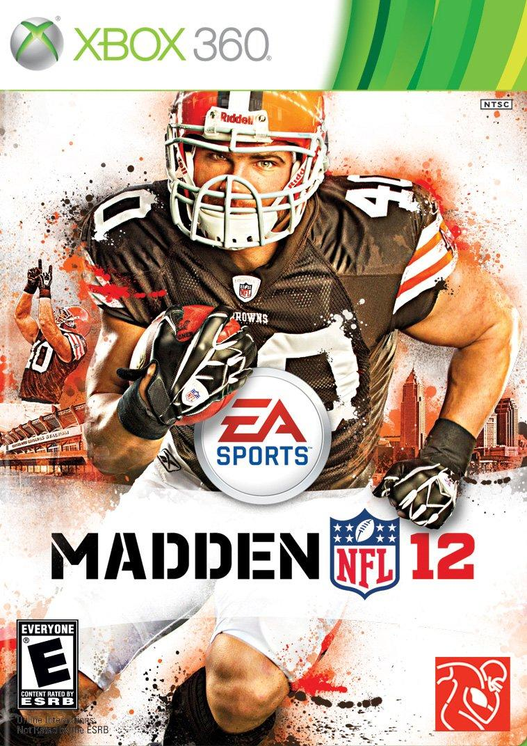 Madden 12 cover (via EA Sports/Microsoft)