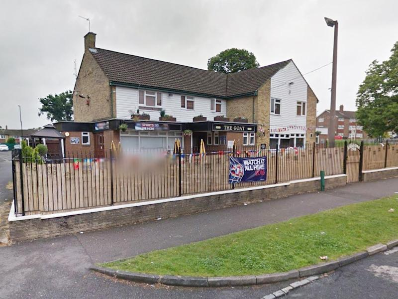 Detectives are investigating whether some of those involved had been drinking in The Goat pub in Croydon